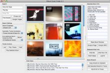 Album Cover Finder iTunes